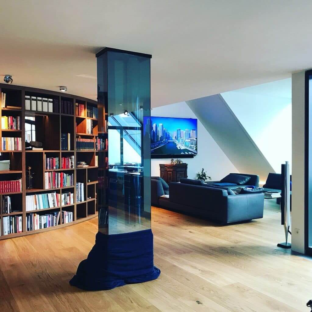 Alter Hof – Exklusiv Wohnung – Innenausbau und Trockenbau