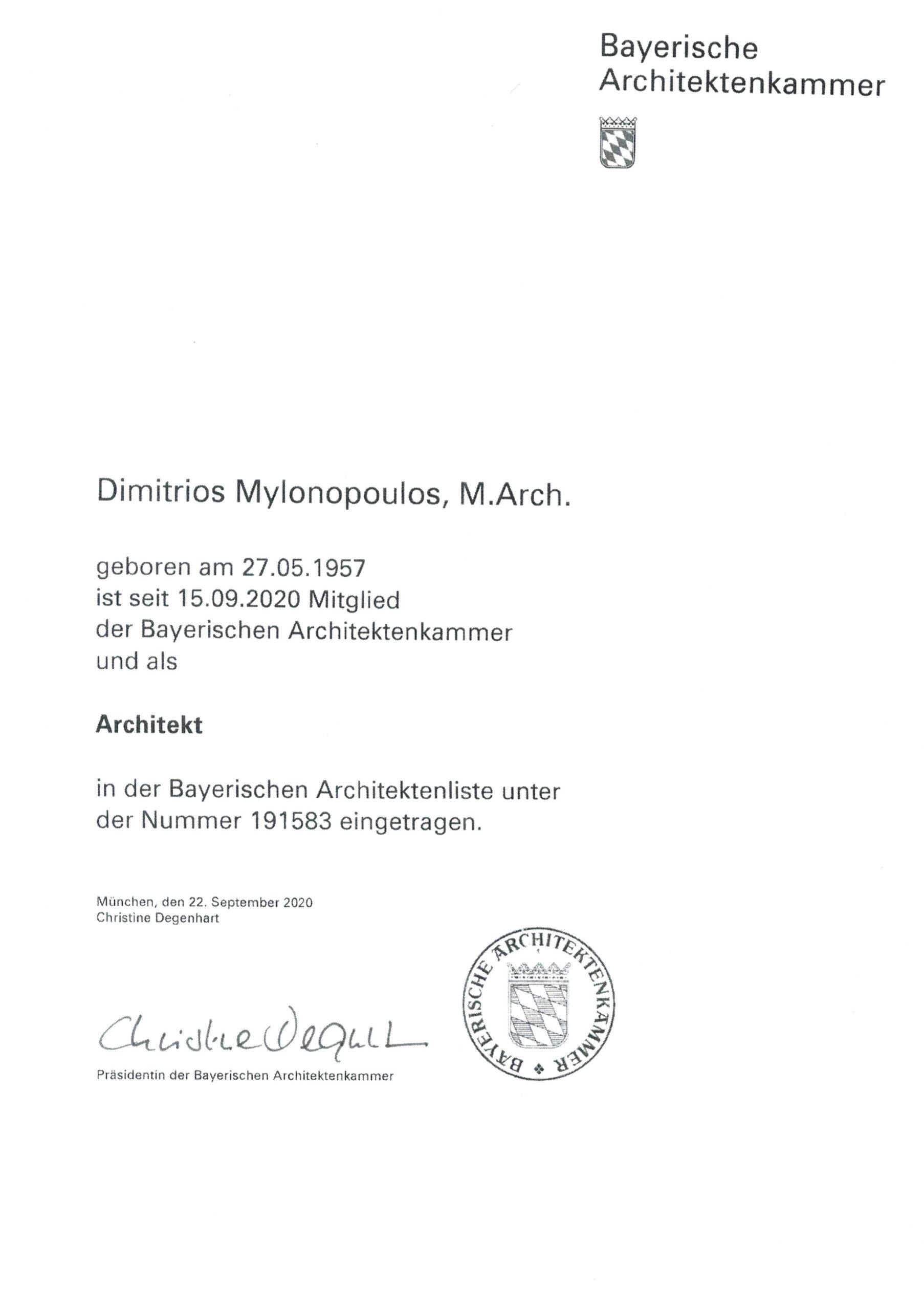 Architekt APlus Innenausbau München